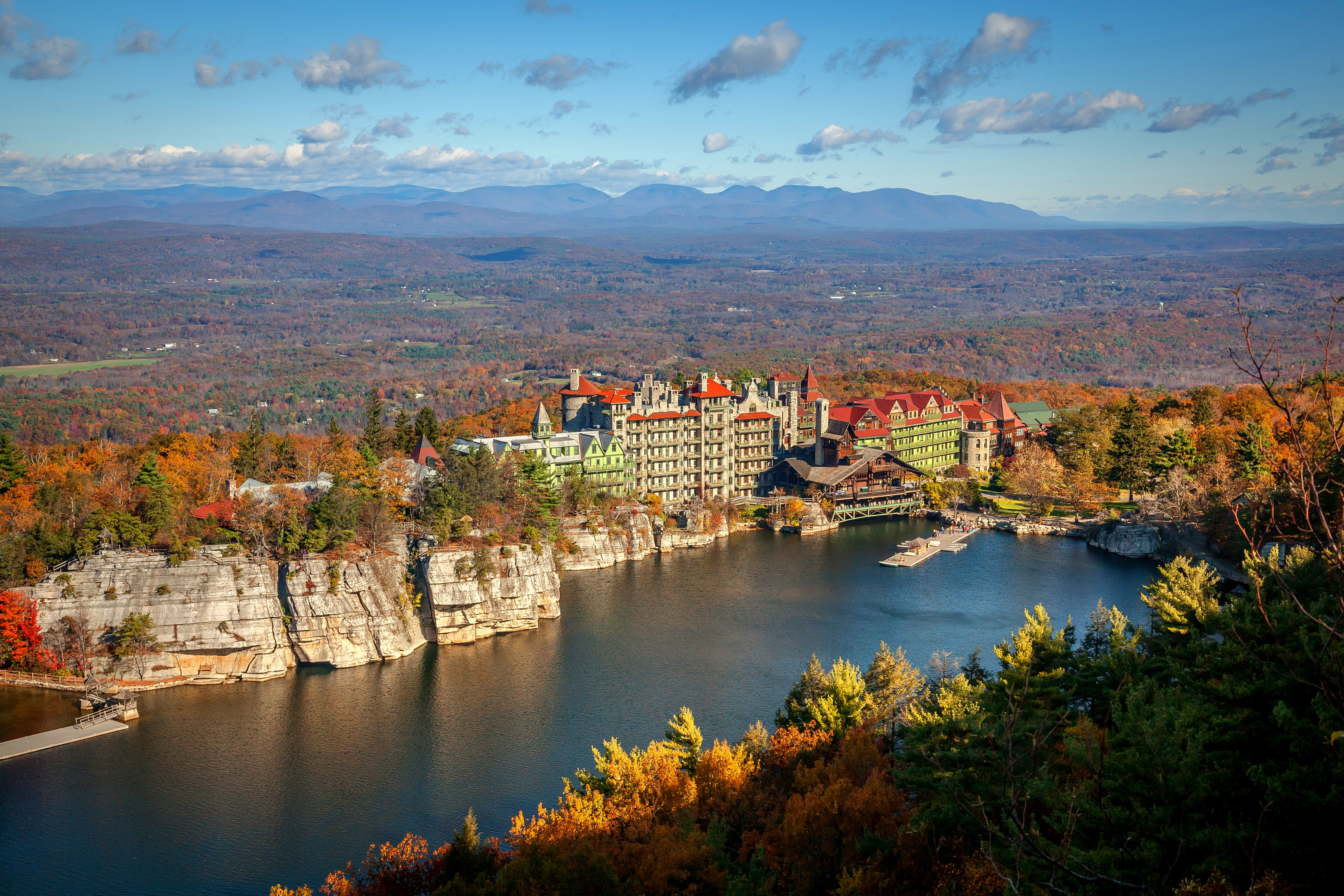 Signature Shot in Fall at Mohonk Mountain House - Jim Smith Photography.jpg